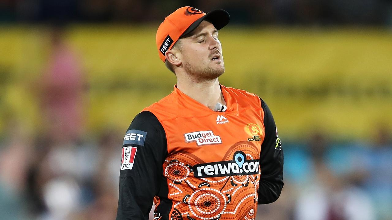 The Perth Scorchers will miss out on their home ground advantage on Thursday night.