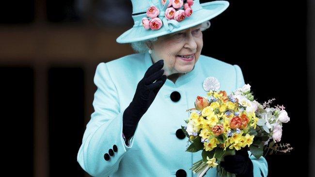 God Save The Queen (Peter Nicholls/Pool Photo via AP, File)