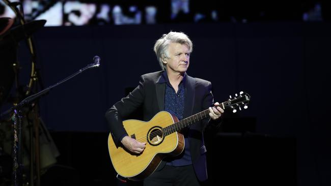 Neil Finn's own songs provided two surprising highlights to the night. Picture: Christian Gilles