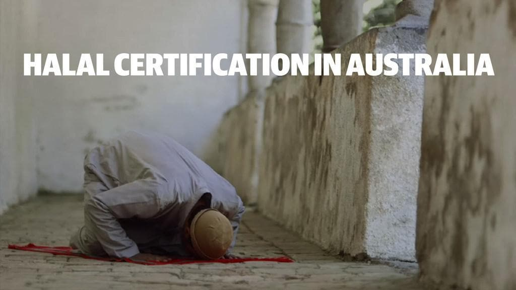 Halal Certification in Australia: FAQ