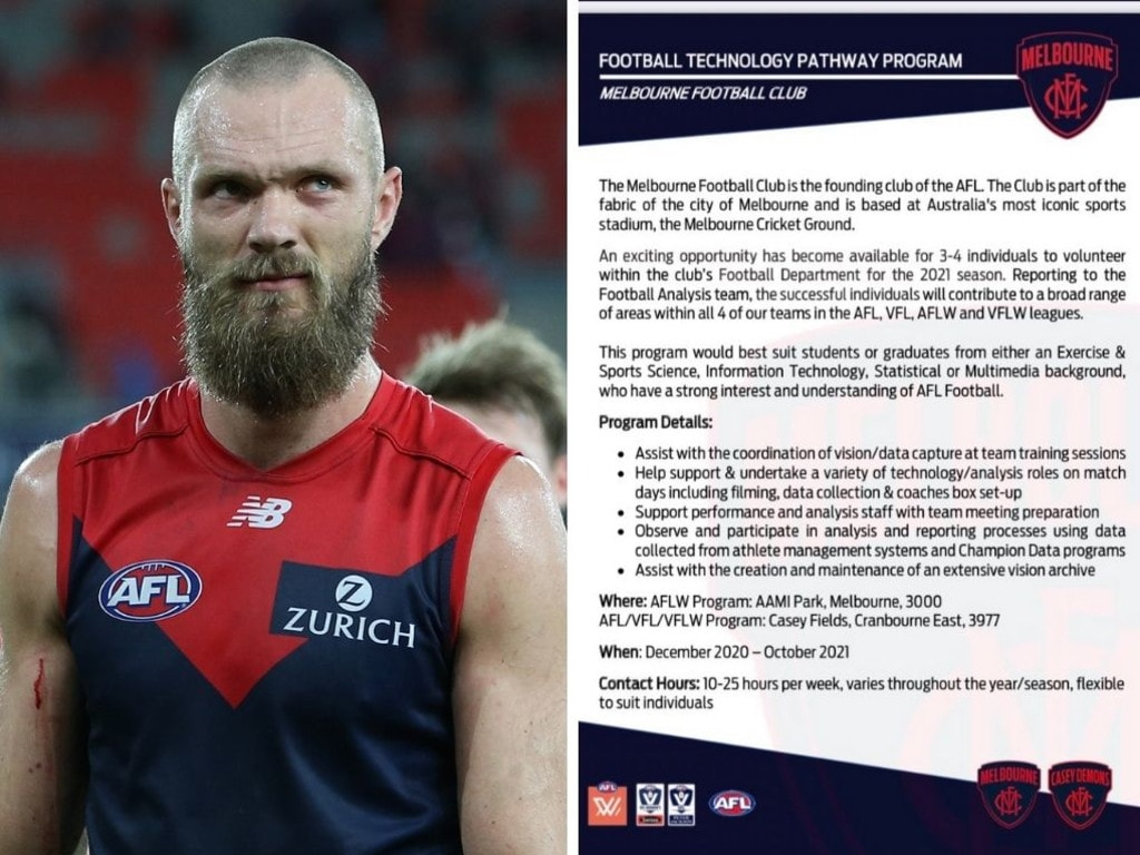 The Melbourne Football Club copped it over this advert.