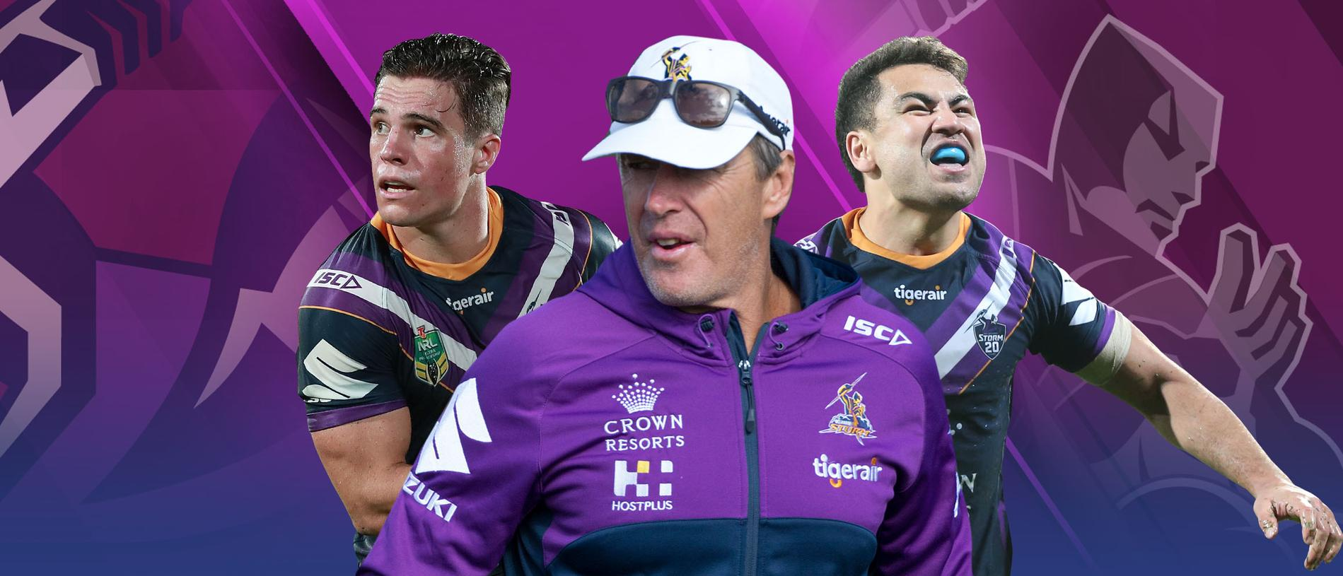 Storm's best 17 for the 2019 NRL season.