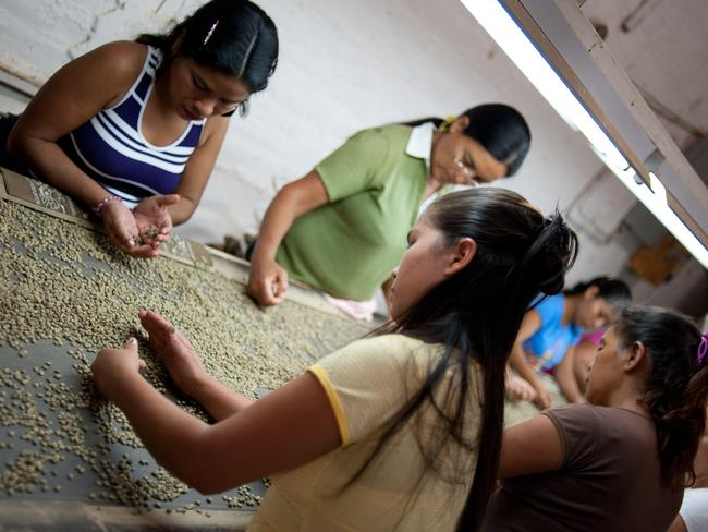 Women's rights have a way to go in El Salvador. Picture: Dennis Tang