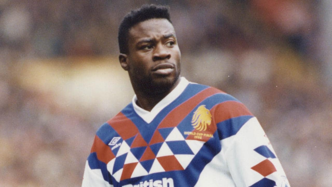Martin Offiah during his playing days