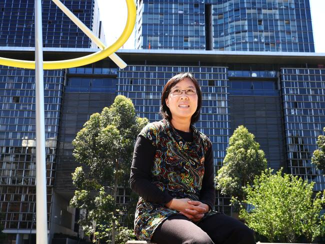 UTS academic Christina Ho's research on selective schools will be published in her paper Angry Anglos and Aspirational Asians: Everyday multiculturalism in selective schools in Sydney. Picture: John Feder