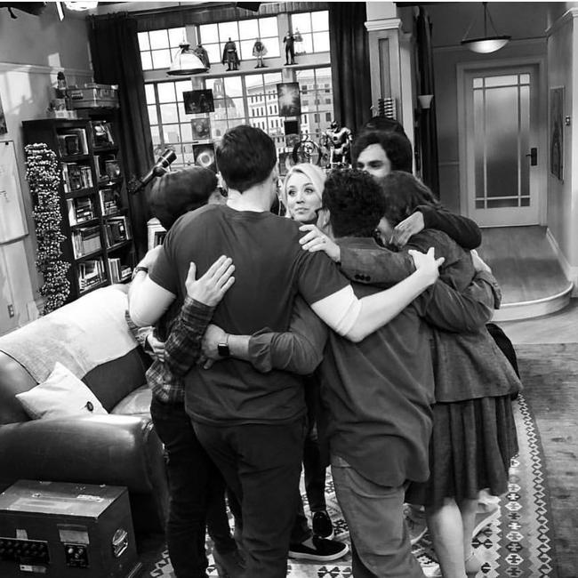 After 12 seasons The Big Bang Theory is over.