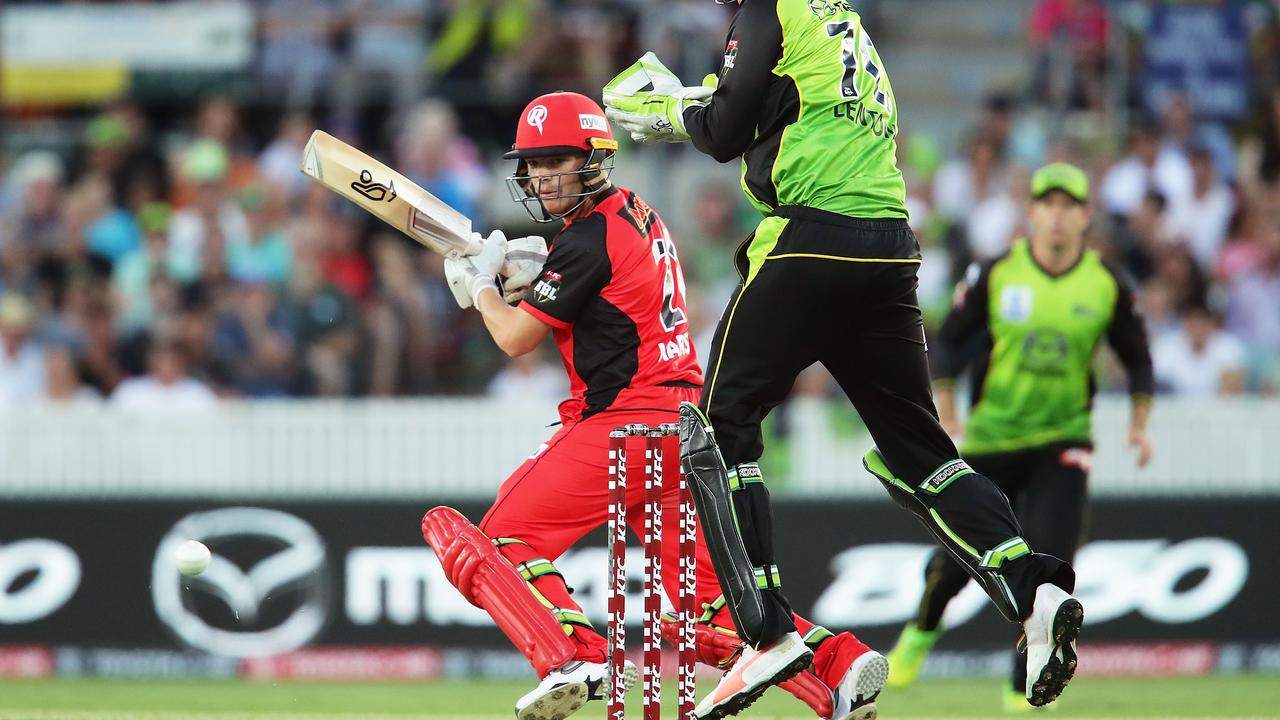 Marcus Harris has been a key member of the Melbourne Renegades in recent seasons.