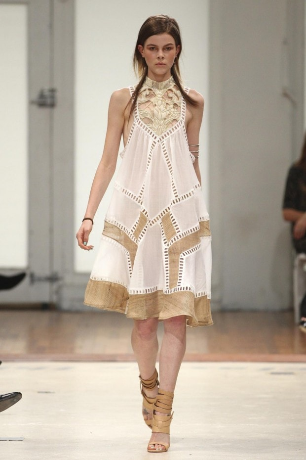 Zimmermann Australian Fashion Shows S/S 2011/12