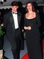 James Packer and Kate Fischer, March 1996.