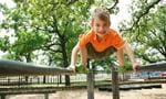 How to build your own kid-friendly Ninja Warrior course at home