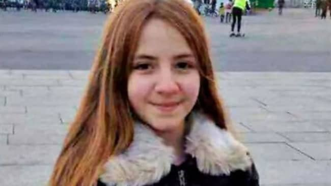 Ebba Akerlund, 11, was killed in a truck attack in Stockholm in 2017.Source: Supplied