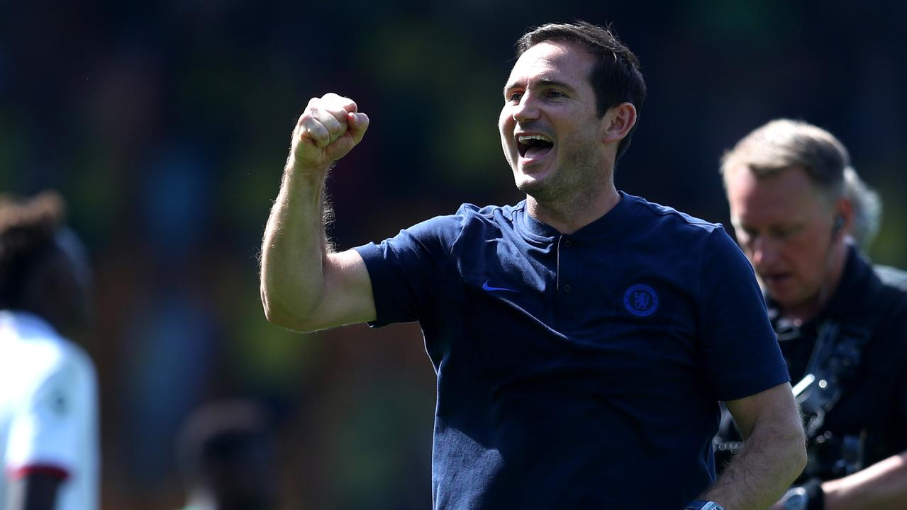 Frank Lampard is assembling quite the squad. (Photo by Catherine Ivill/Getty Images)