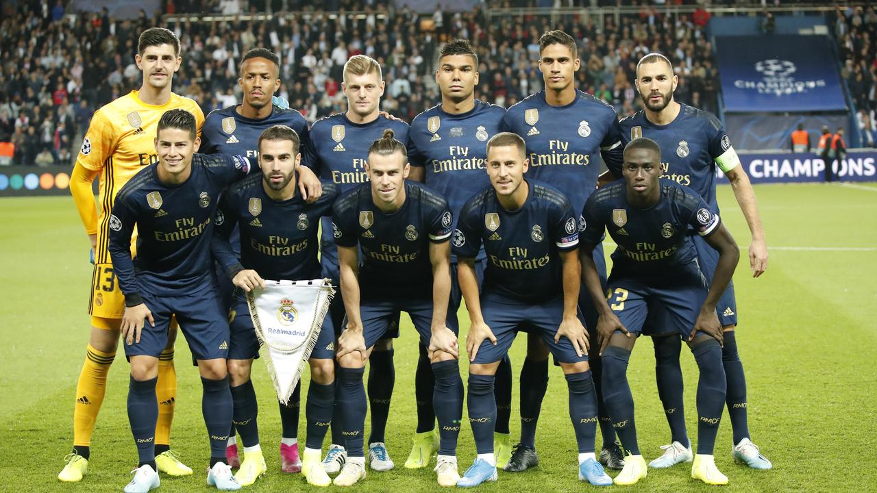 What's gone wrong with Real Madrid?