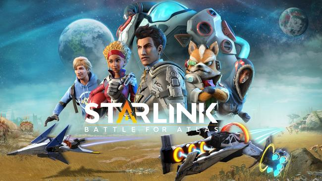 In Starlink: Battle For Atlas, kids can become the hero of their own action cartoon.