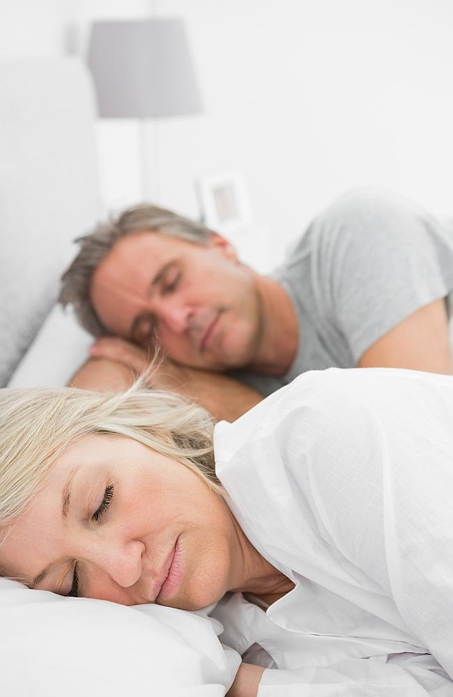 Sleep vital for good health ... Eight in ten adults now spend an entire day before a screen.