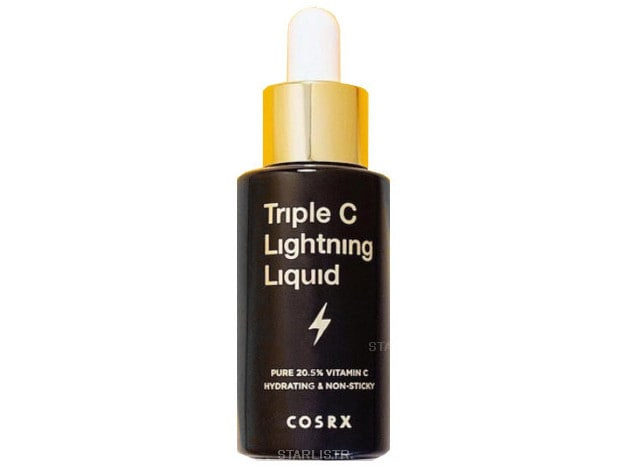 The price of Cosrx Trible C Lightning Liquid varies from site to site but costs around $30.