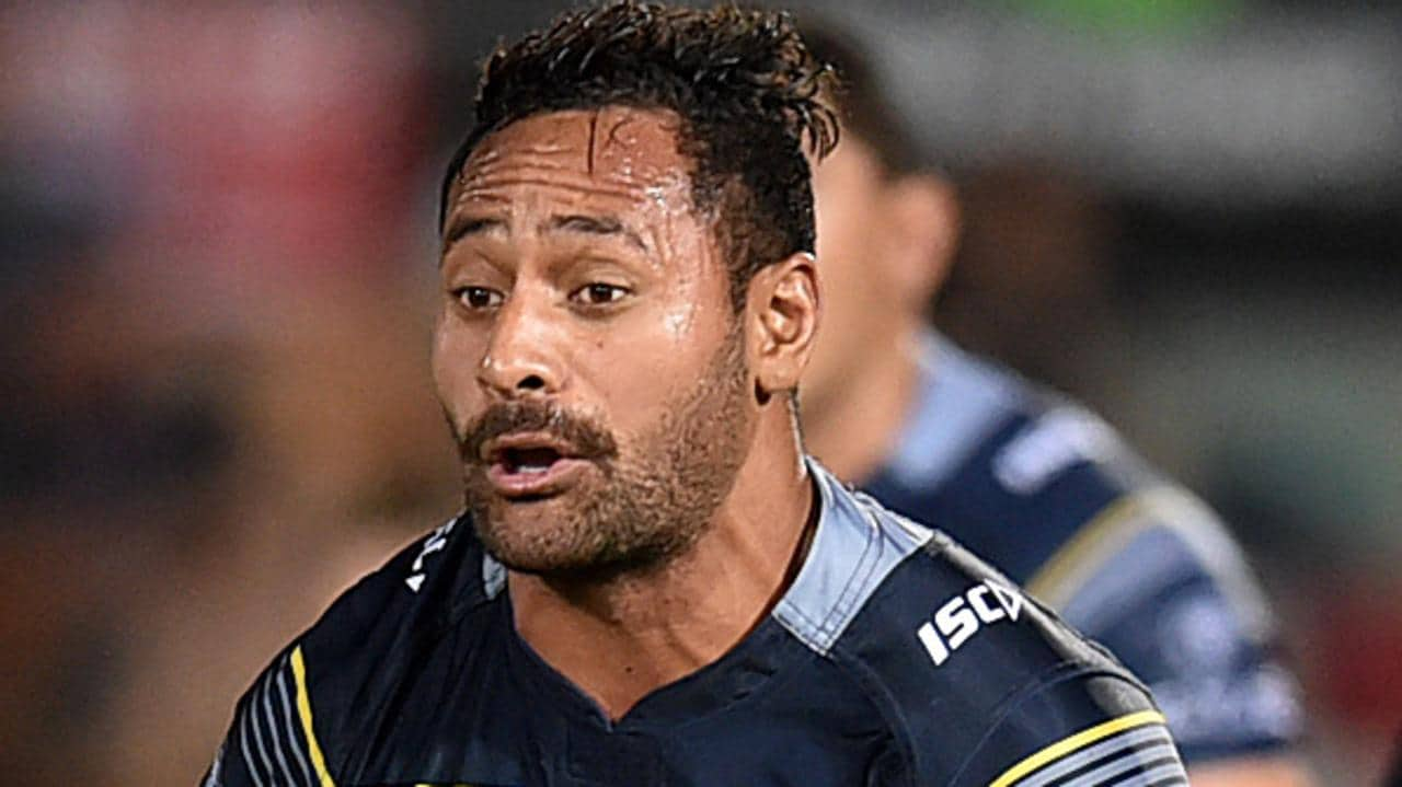 Patrick Kaufusi has signed with the Dragons as a replacement for Jack de Belin.