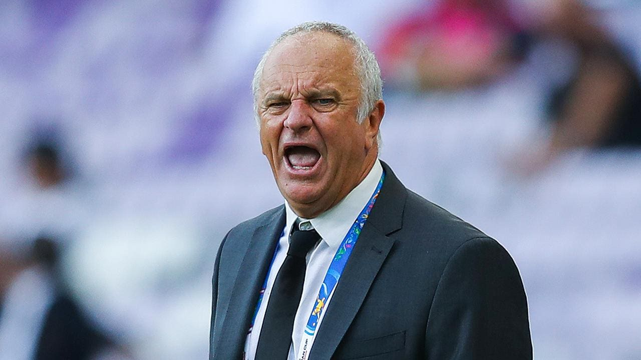 Head coach Graham Arnold has denied that the Socceroos were arrogant going into their clash with Jordan.