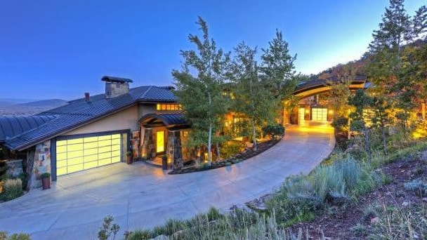 Michael Jordan is selling his mountain retreat. Picture: Realtor