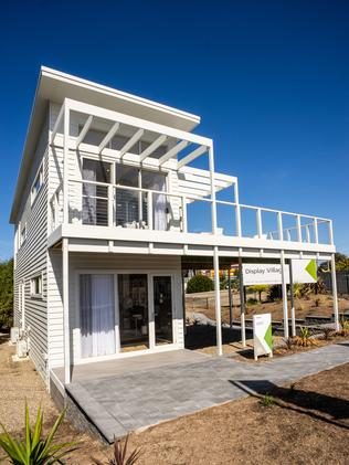 Rivergum Homes Verto on display 8 Hindmarsh Rd, McCracken. Photo: Nick Clayton.