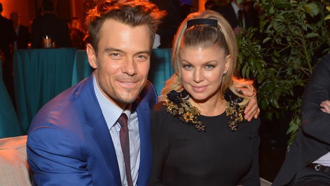Fergie and husband Josh Duhamel split last year. Picture: Getty