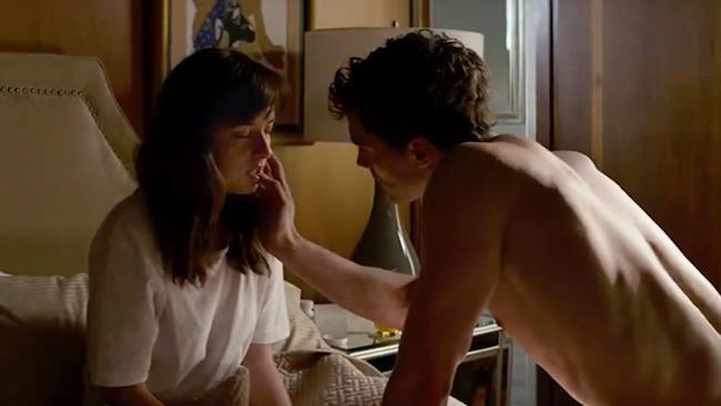 'Fifty Shades of Grey' trailer 2