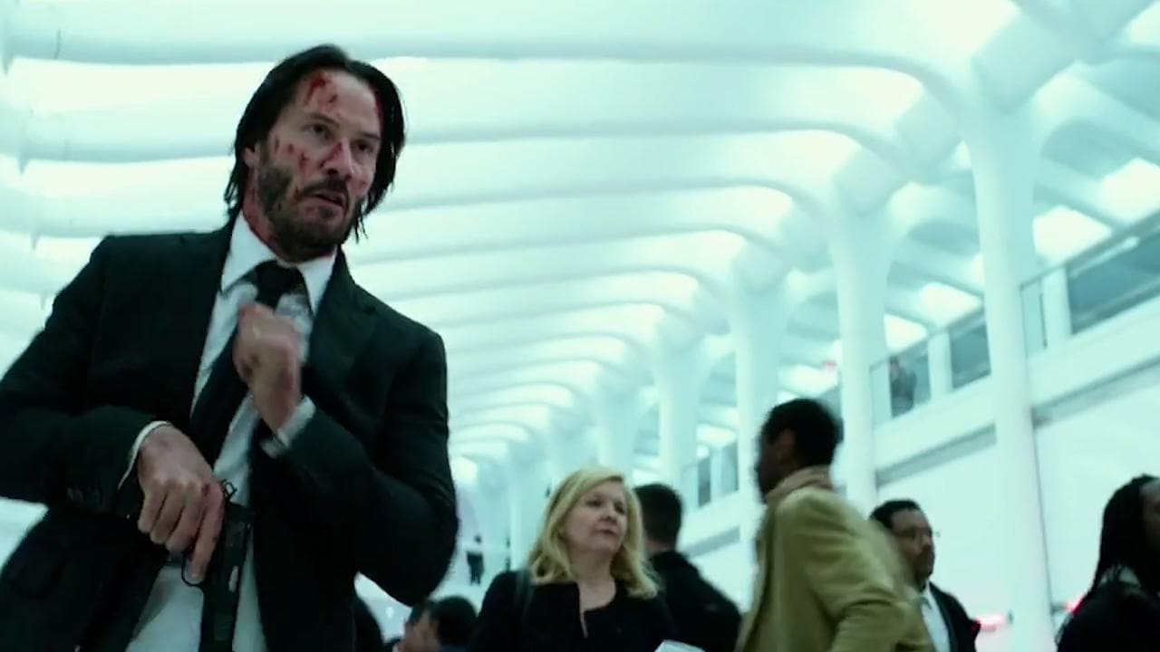 Film Trailer: John Wick: Chapter 2