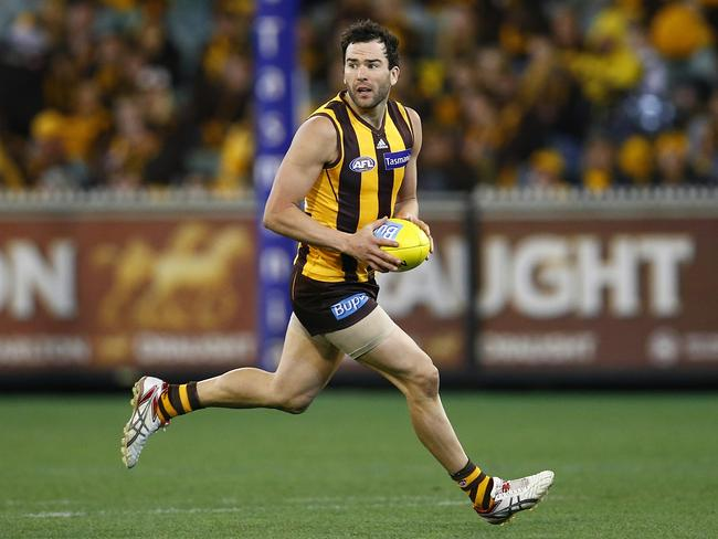 Jordan Lewis has been in rare SuperCoach form. Picture: Michael Klein