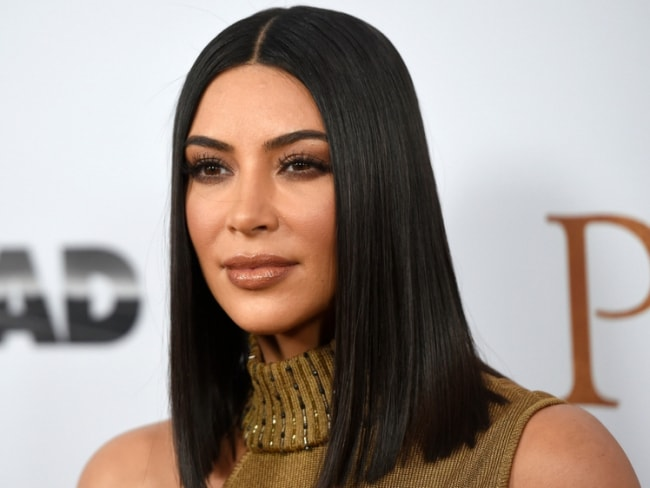 Kim Kardashian has championed the cause of two female prison inmates. Photo: Getty