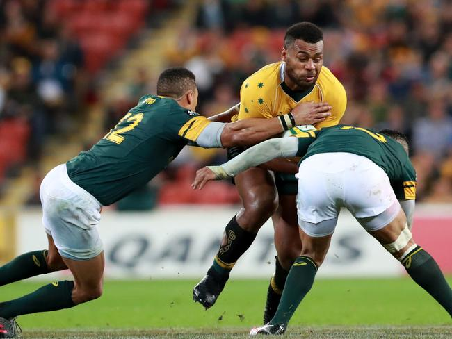 Samu Kerevi will miss the June Tests through injury.
