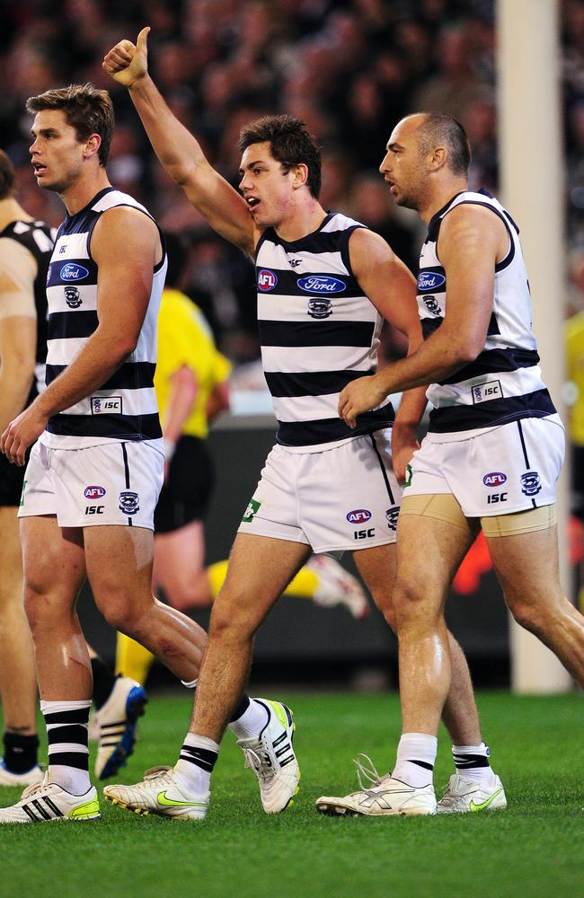 Daniel Menzel polled three Brownlow votes.