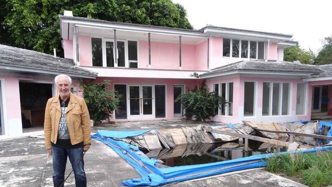 Good Bye Bye Bandido: Demolition Begins On Florida Mansion Owned By Pablo Escobar