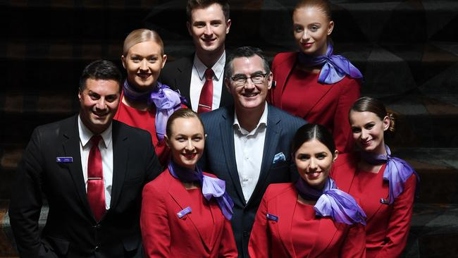 Has Virgin Australia's loss of 'spunk' played a role in the airline's downfall? Picture: AAP Image/Dean Lewins