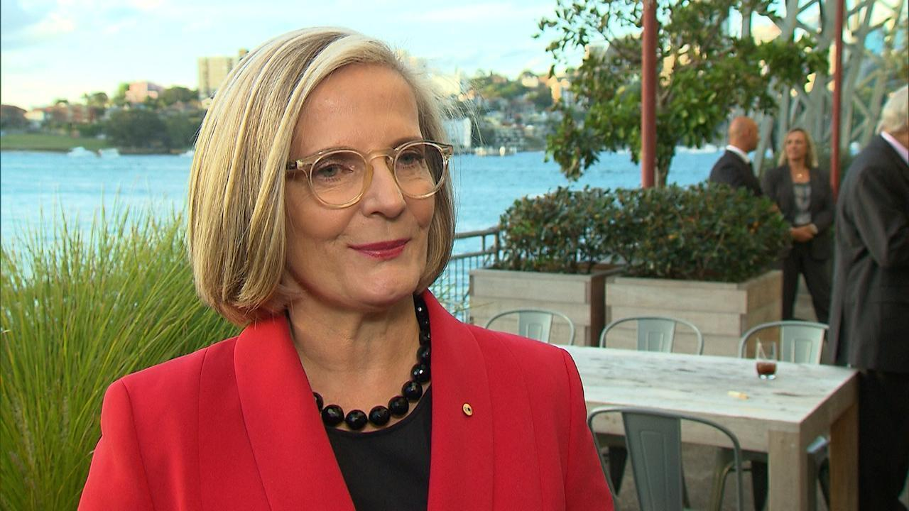 "Lucy Turnbull: Sydney transformation will be ""nothing short of remarkable"""