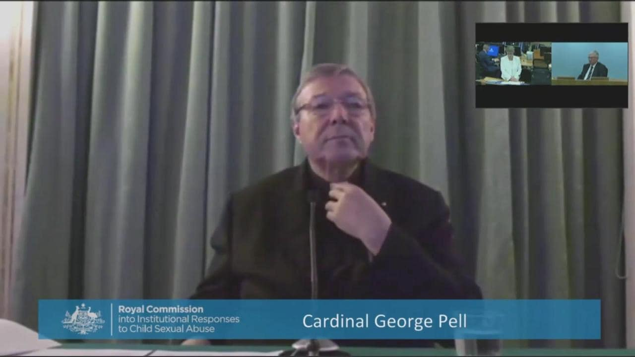 "Cardinal Pell: ""People were aware of it, but weren't insisting anything be done"""
