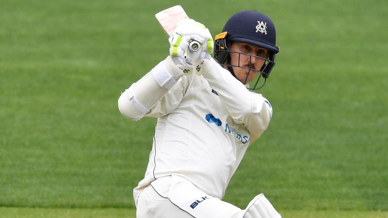 Nic Maddinson resumes his push for Test selection.