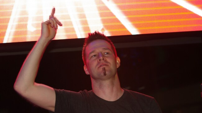 90s favourite Darude will be competing at this year's Eurovision. Source: Getty Images