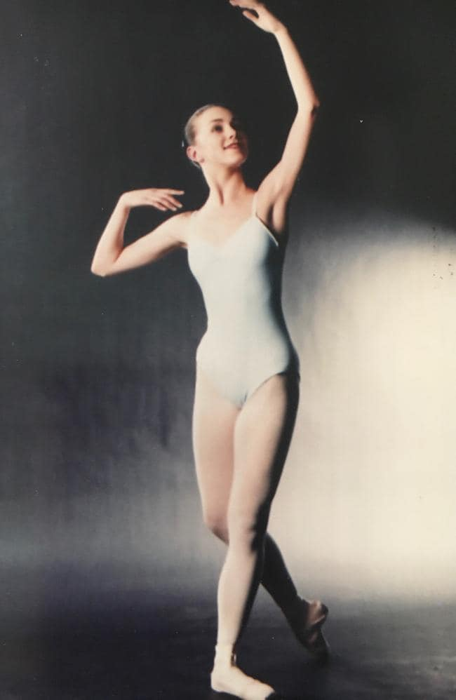 Jemma was training full-time to be a professional ballerina when she realised her body's natural build would let her down.