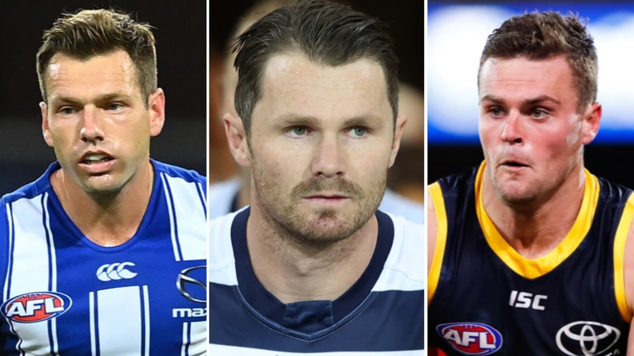 Patrick Dangerfield's forward brilliance underscores Geelong's upcoming trade period.