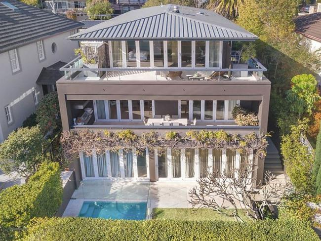 The harbourside home sold for more than $6.5 million. Source: www.realestate.com.au