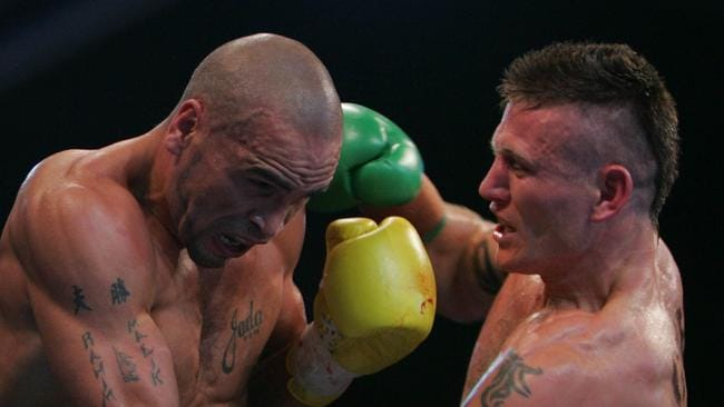 Talks under way again to stage rematch between Anthony Mundine and Danny Green.