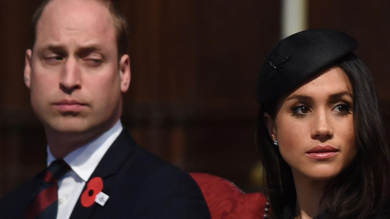 Prince William 'can't tolerate' how Meghan Markle has treated Kate Middleton – NEWS.com.au