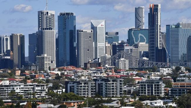 Brisbane home values: House prices, apartments, Brisbane ...