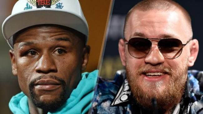 Conor McGregor will be making his pro boxing debut against Floyd Mayweather.