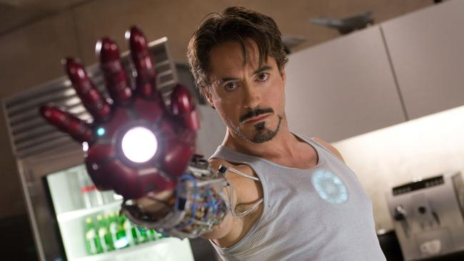 Robert Downey Jr reportedly got paid $US500,000 for his first Iron man movie.