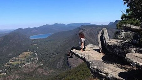 Ms Maasarwe was a keen traveller and had been soaking in the Aussie sights before she was killed. Picture: Instagram