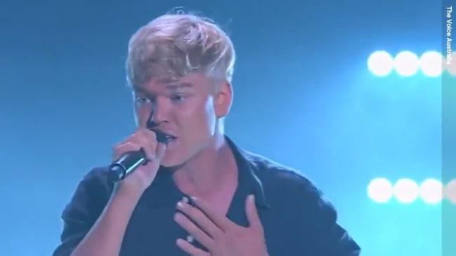 Jack Vidgen makes incredible comeback (The Voice)