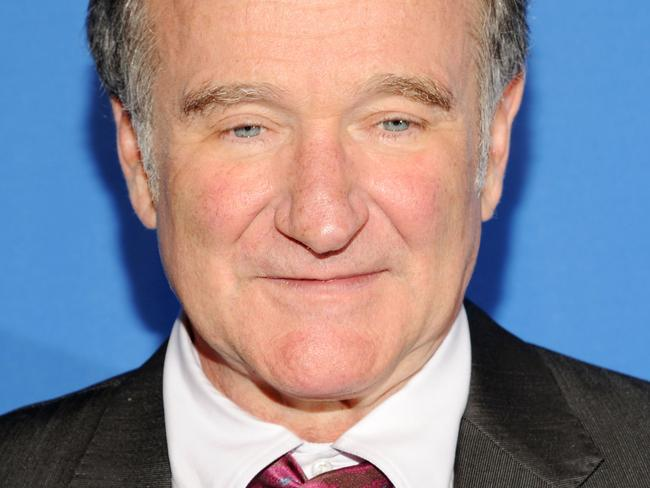 Robin Williams took his own life last year.