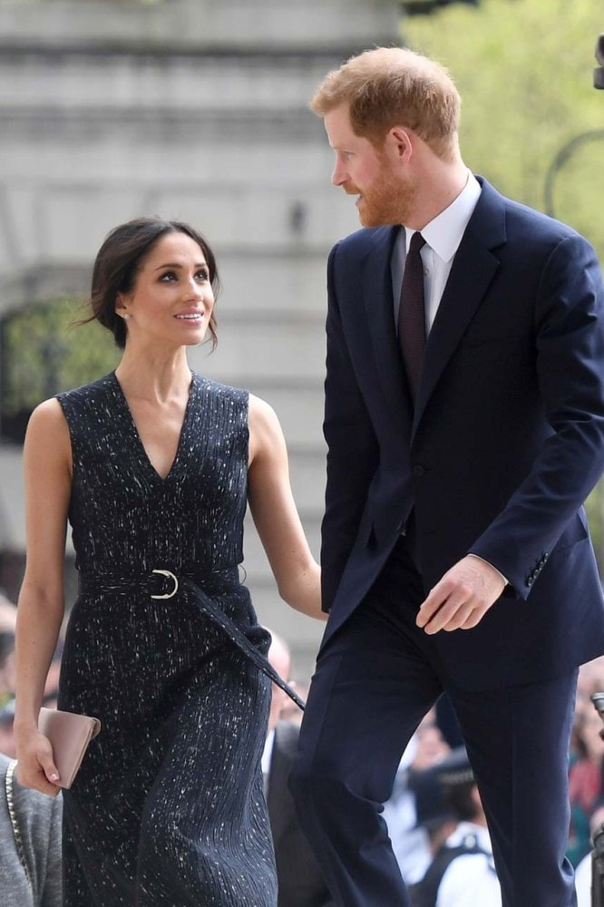 Prince Harry and Meghan Markle: their love in pictures