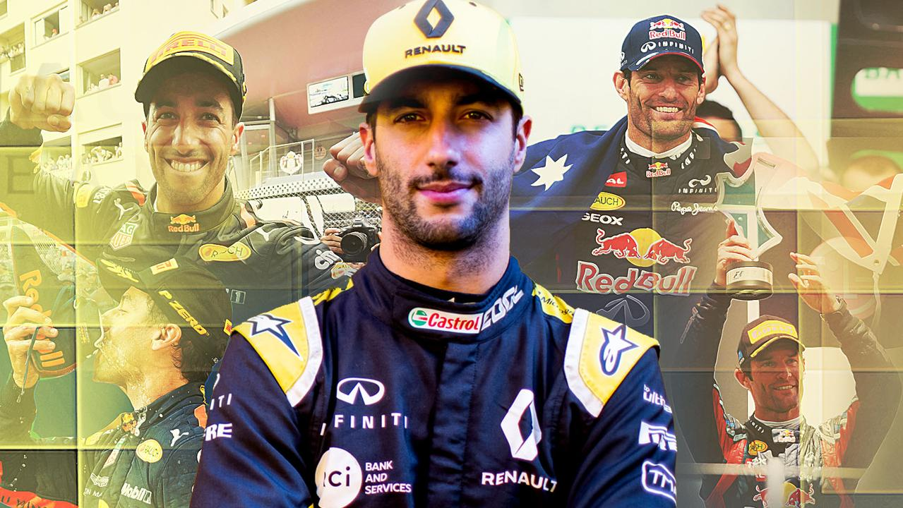 Australians have come to not hope, but expect an Australian flag regularly flying above a Formula One podium for the past decade.